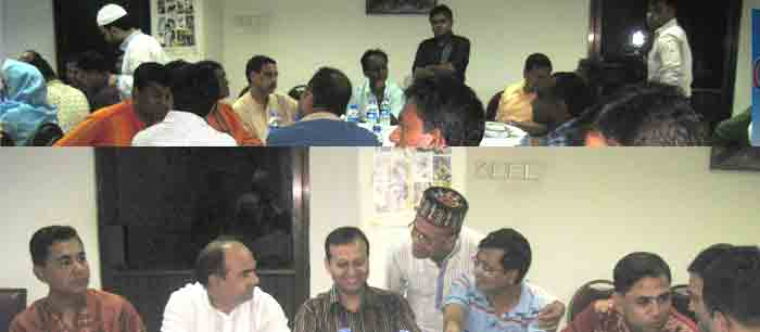 Ifter & General Meeting (GM) of Britto Ltd at GPO, Dhaka on 19 July 2014