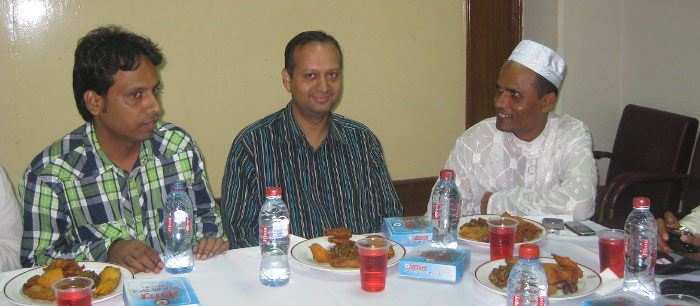 Ifter Party 2013 at GPO, Dhaka.