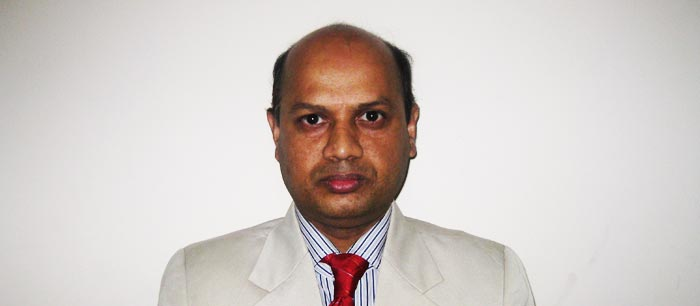 Treasurer of Britto & leader of developers' group (MMMA) of this website, Md. Shamsuddin Mollah [Manik]