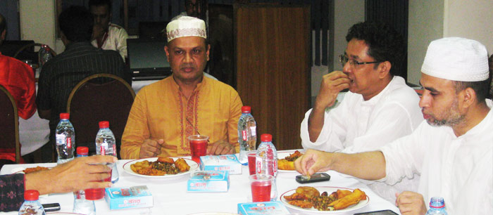 Ifter Party 2013 at GPO in Dhaka